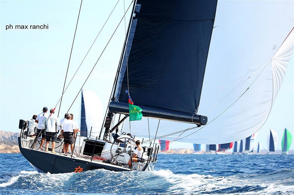 Maxi Yacht Rolex Cup 2017